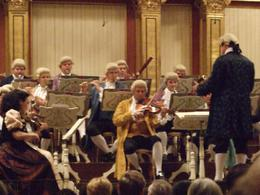 Photo of Vienna Vienna Mozart Concert at the Musikverein B seating photo