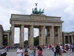 Photo of   Brandenburg Tor