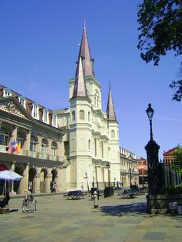 St. Louis Cathedral, yaner12 - September 2010