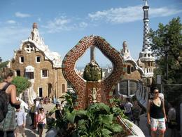 Photo of Barcelona Barcelona in One Day Sightseeing Tour Gaudi Park View