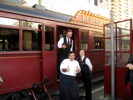Photo of Melbourne Colonial Tramcar Restaurant Tour of Melbourne IMG_5411