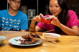 Photo of Kuala Lumpur Eat Like a Local: Kuala Lumpur Hawker Center and Street Food Tour by Night IMG_9482