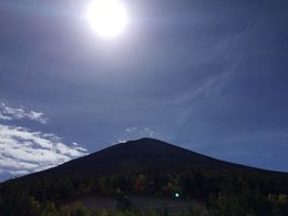 Amazing weather for great views of Mt. Fuji the entire day! , Katy K - October 2015