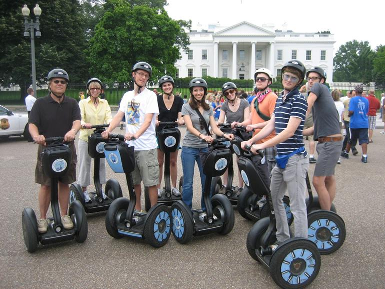Okie Segway Tour 2010 - Washington DC