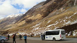 Photo of Edinburgh 2-Day Loch Ness and Inverness Small Group Tour from Edinburgh Photo opportunity at Glencoe