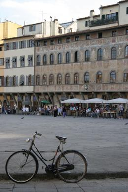 A beautiful place to spend time in Florence., Leanne B - October 2009