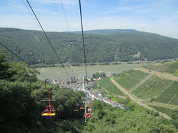 Photo of Frankfurt Rhine Valley Trip from Frankfurt including Rhine River Cruise ski lift