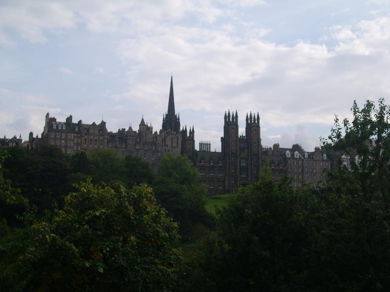 Spectacular Views - Edinburgh