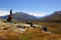 Photo of Christchurch Lord of the Rings - Journey to Edoras from Christchurch Te ount Potts
