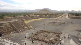 Photo of Mexico City Teotihuacan Pyramids and Shrine of Guadalupe Teotihuacan