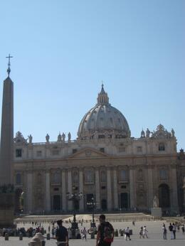 St. Peter's Square., Rebecca S - September 2008