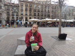 Photo of Madrid Madrid City Hop-on Hop-off Tour tomando mate en Madrid