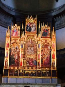 Triptych of the Assumption, Nancy - October 2014