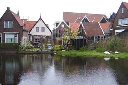 On our walk to the Volendam Cheese Factory , chrisblythe1 - May 2016