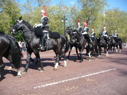 Photo of London The Original London Sightseeing Tour: Hop-on Hop-off Walking tour  and quot;Wachablöse and quot;
