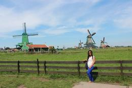 Photo of Amsterdam Zaanse Schans Windmills, Marken and Volendam Half-Day Trip from Amsterdam Zaanse Schans Windmills