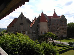Castle Harburg , Jeffrey G - July 2012