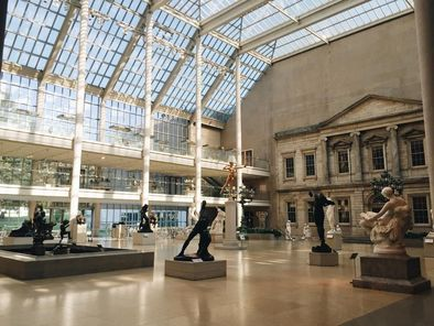Viator vip emptymet tour at the metropolitan museum of for Fun shows to see in nyc