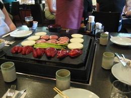 Photo of Tokyo Tokyo Tower, Tea Ceremony and Sumida River Cruise Day Tour BBQ lunch