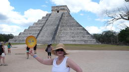 Photo of Cancun Chichen Itza Day Trip from Cancun Beautiful day... nice  and  sunny