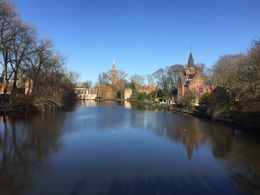 Some amazing views you can expect in Bruges , Carolina - February 2016