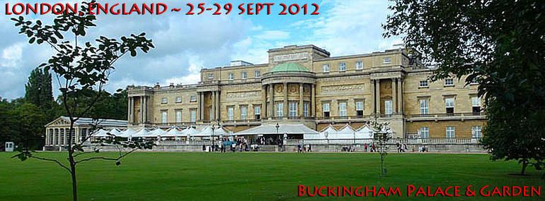 Buckingham Palace-26SEP2012 - London