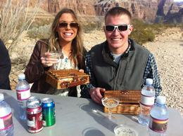 Photo of Las Vegas Grand Canyon All American Helicopter Tour Champagne picnic