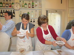 Photo of Florence Small-Group Italian Cooking Class in Florence Cocoa!
