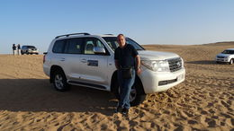 Desert experience with my 4x4 vehicle , JOSE MARIA M - November 2015