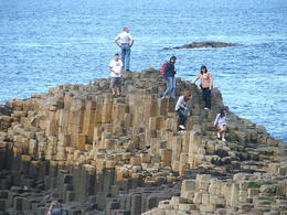 Photo of Dublin Northern Ireland including Giant's Causeway Rail Tour from Dublin DSCF1760