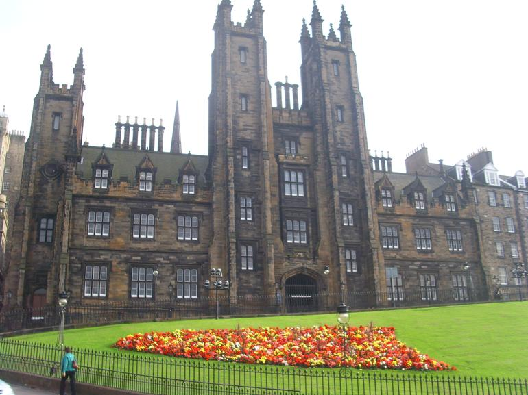 More Beautiful Architecture - Edinburgh