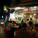 Photo of Bangkok Bangkok Chinatown and Night Markets Small-Group Tour including Dinner Outdoor dining in Chinatown, Bangkok