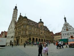 Rothenburg Town Hall and museum , Galen S - June 2016