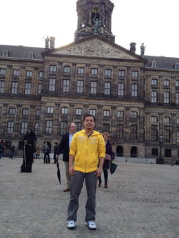 Photo of Amsterdam Amsterdam Hop-On Hop-Off Tour with Optional Canal Cruise Royal Palace