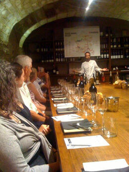 Photo of Paris French Wine Tasting in Paris Wine2