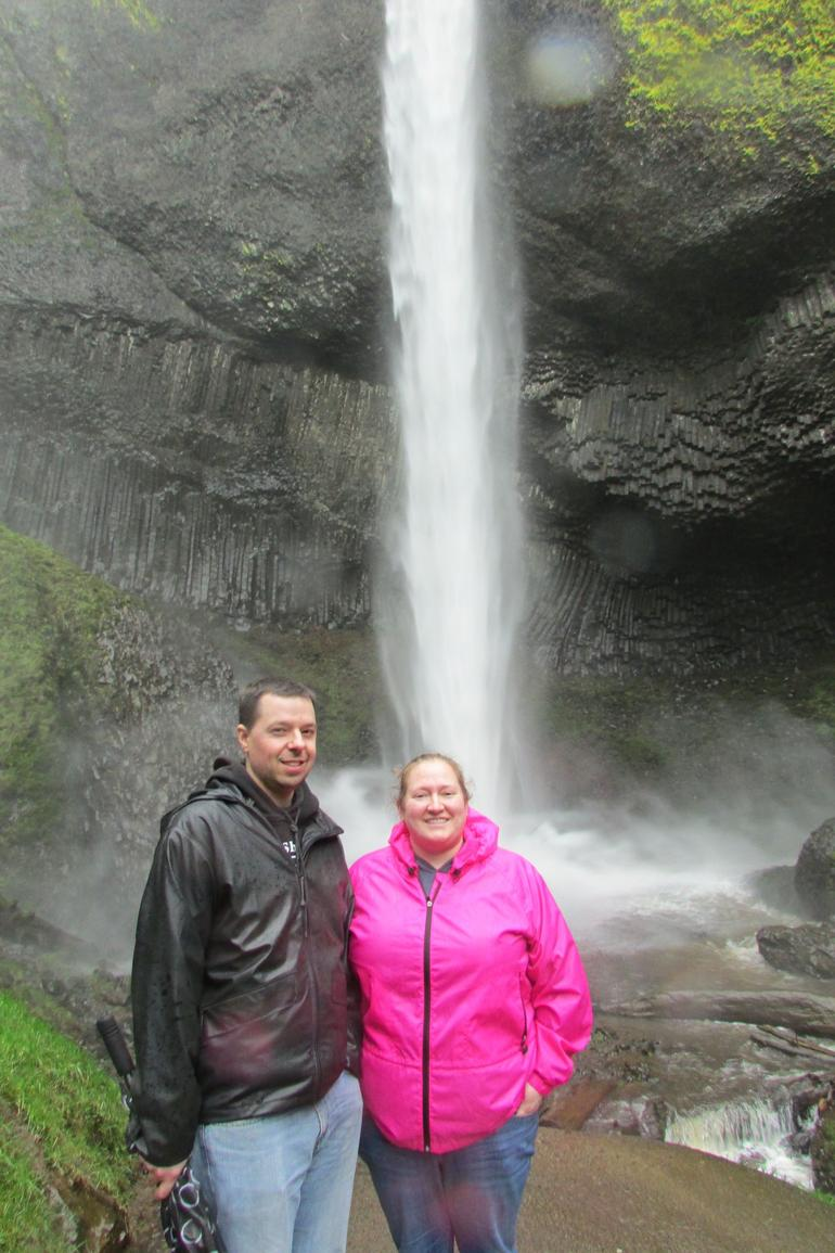 Morning Half-Day Multnomah Falls and Columbia River Gorge Waterfalls Tour from Portland photo 6
