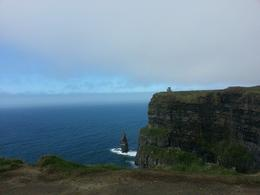 Photo of Dublin Cliffs of Moher Day Trip from Dublin Beautiful weather at the Cliffs of Moher