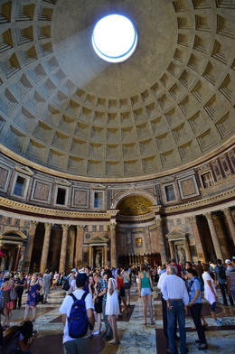 Inside The Pantheon, Jeff - July 2013
