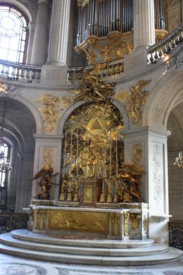 Photo of Paris Viator VIP: Palace of Versailles Small-Group Tour with Private Viewing of the Royal Quarters Chapel
