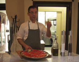 Photo of Florence Small-Group Italian Cooking Class in Florence Chef