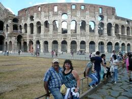 Photo of Rome Ancient Rome and Colosseum Tour: Underground Chambers, Arena and Upper Tier Coliseum