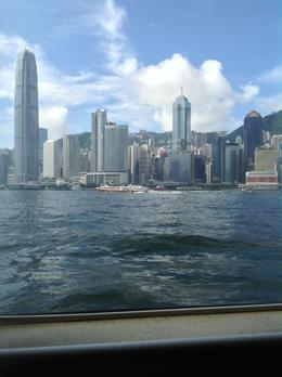 View from the ferry (Hong Kong-Macau) , George K - August 2014