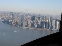 Foto von New York City New York - Big Apple Helikopterflug Elegante