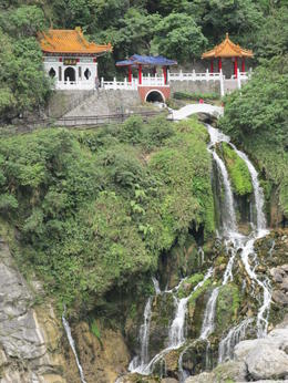 Photo of Taiwan Taroko Gorge Full-Day Tour from Taipei Eternal Spring Shrine