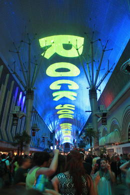 Photo of Las Vegas Las Vegas Lights Night Tour gallerie couverte