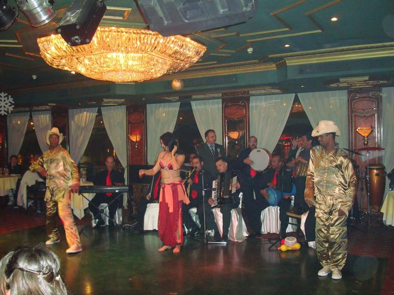 GREAT NILE SHIP END SHOWS - Cairo