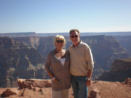 Photo of Las Vegas Grand Canyon West Rim Air and Ground Day Trip from Las Vegas with Optional Skywalk Guano Point