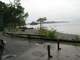 Loch Lomond on a very wet day , Dianne S - September 2012
