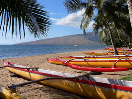 kayaking in maui - August 2012