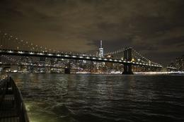 Photo of New York City Bateaux New York Dinner Cruise Manhattan  and  Brooklyn Bridge